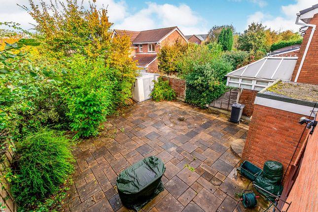 Rear Garden of Ferndale Road, Essington, Wolverhampton, Staffordshire WV11