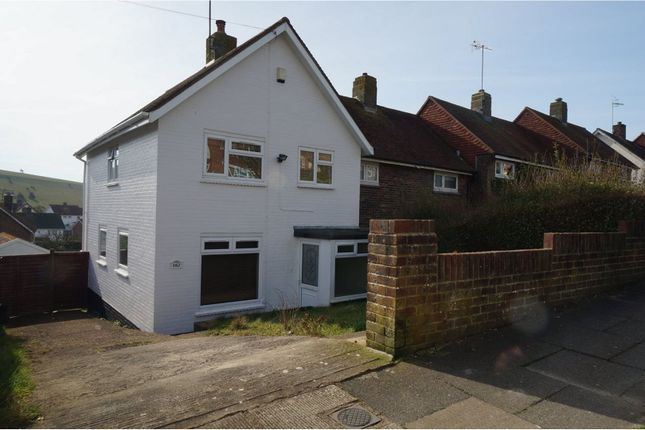 Thumbnail Semi-detached house to rent in Cowley Drive, Brighton