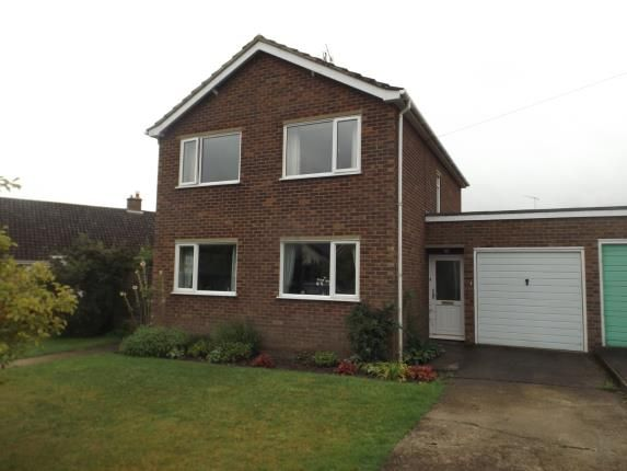 Thumbnail Detached house for sale in Woodbridge, Suffolk