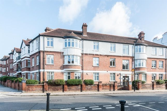 Thumbnail Flat for sale in Cholmley Gardens, London