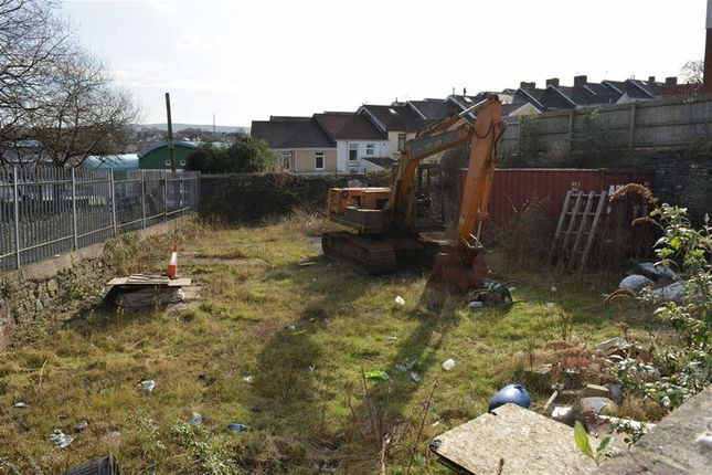 Thumbnail Land for sale in Fell Street, Treharris