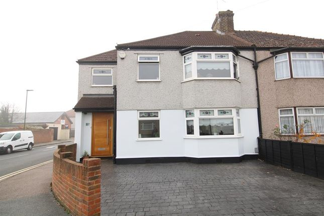 Thumbnail Semi-detached house for sale in Westbrooke Road, Welling, Kent