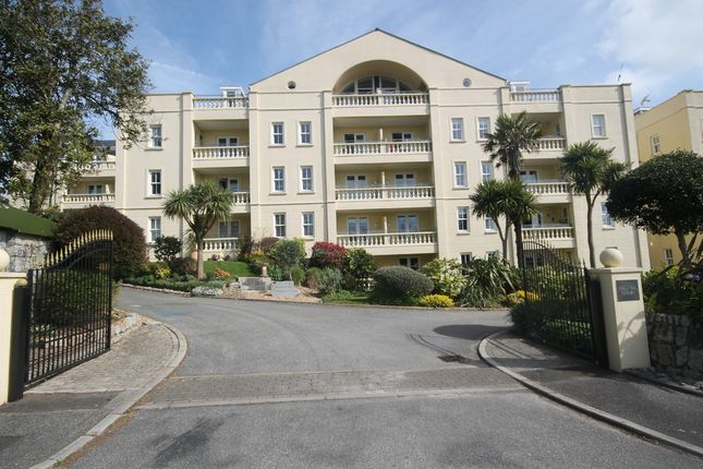 Thumbnail Flat to rent in Sea View Road, Falmouth