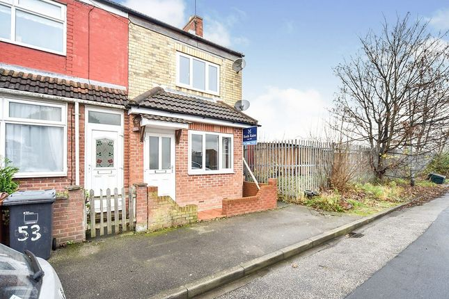 2 bed end terrace house to rent in Delhi Street, Hull HU9