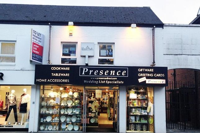 Thumbnail Retail premises to let in 37 High Street, Newtownards, County Down