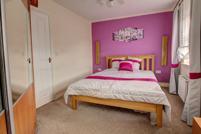 Bedroom One of Northumberland Way, Walsall WS2