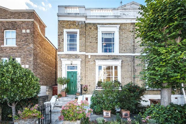 Thumbnail Semi-detached house for sale in Albion Drive, London