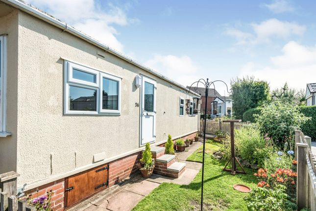 Mobile/park home for sale in St Nicholas Park, Old Marston, Oxford