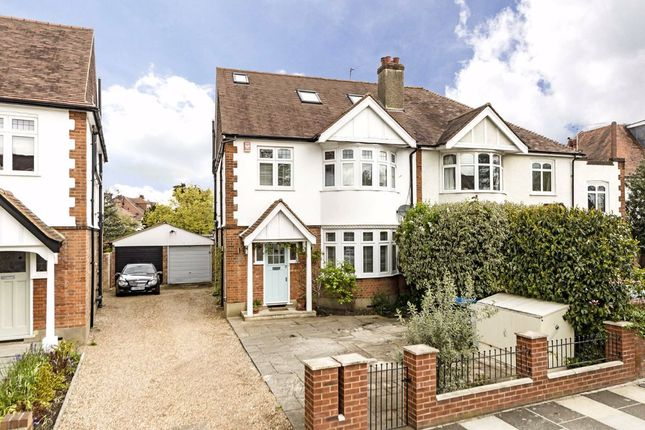 5 bed semi-detached house for sale in Spencer Road, Twickenham TW2