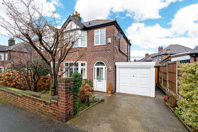 Thumbnail Semi-detached house for sale in Stetchworth Road, Walton, Warrington, Cheshire