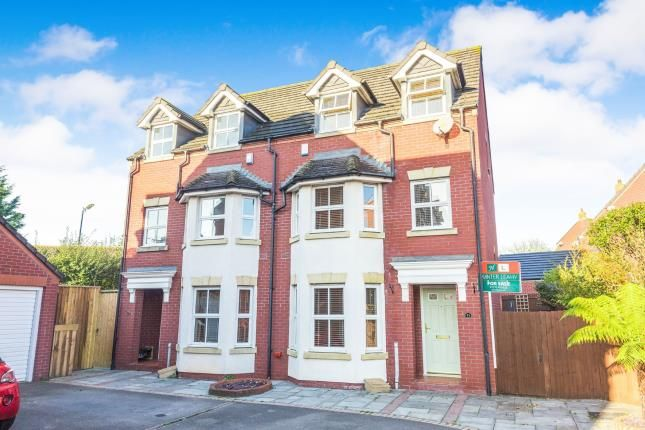 Thumbnail Semi-detached house for sale in Vowles Close, Wraxall, Bristol
