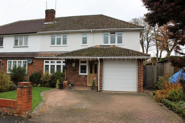 4 bed semi-detached house for sale in Warwick Road, Ash Vale