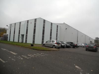 Thumbnail Industrial to let in Unit D, Stafford Park 7, Telford, Shropshire