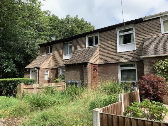 Front of Wyre Close, Rubery, Rednal, Birmingham B45