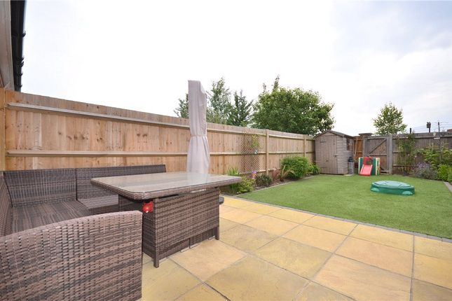 Garden of Sparrowhawk Way, Bracknell, Berkshire RG12