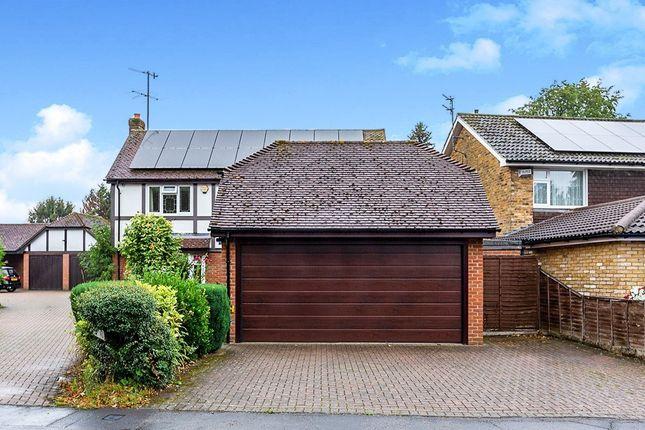 Garage of Trinity Walk, Pancake Lane, Leverstock Green, Hemel Hempstead, Hertfordshire HP2