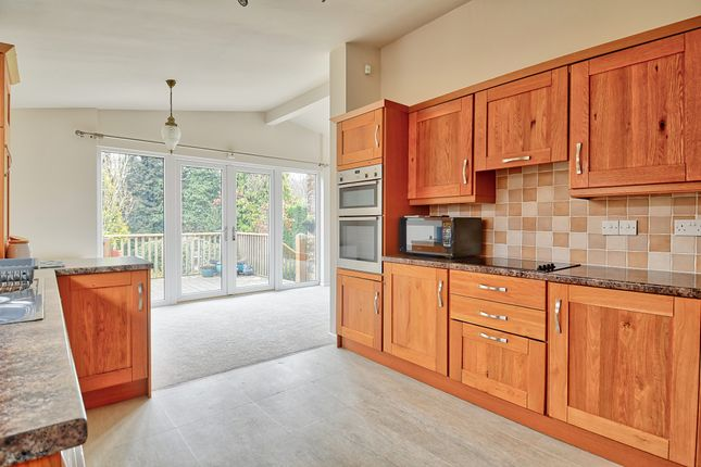 Thumbnail Bungalow for sale in Beechwood Road, Dronfield