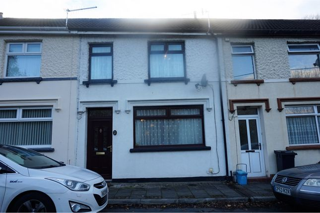 Thumbnail Terraced house for sale in Park Place, Merthyr Tydfil