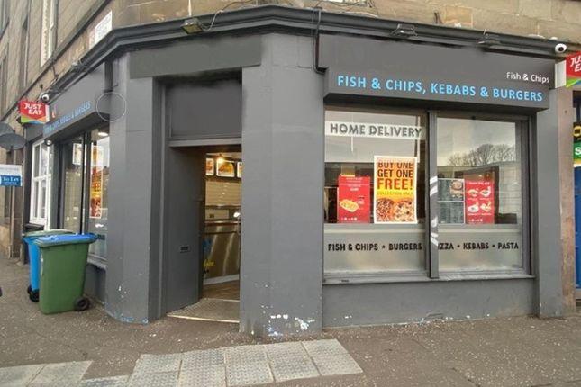 Thumbnail Restaurant/cafe to let in Gorgie Road, Edinburgh
