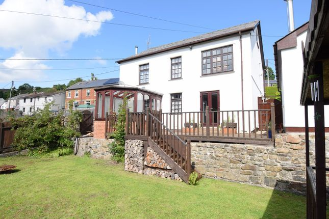 Thumbnail Detached house for sale in Viaduct Road, Garndiffaith, Pontypool