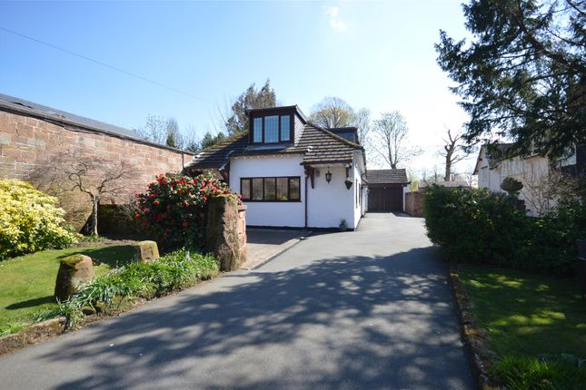 Thumbnail Detached house for sale in Church Road, Thornton Hough, Wirral