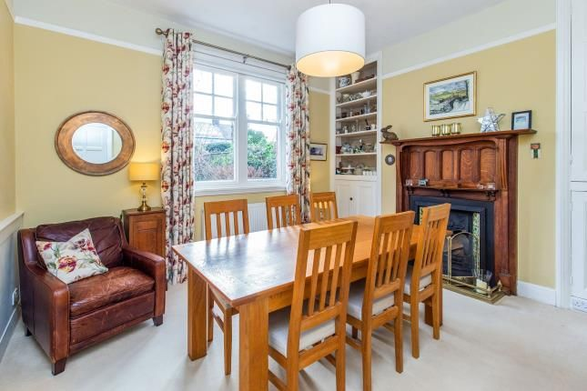 Dining Room of The Crescent, Carlton-In-Cleveland, North Yorkshire, Uk TS9