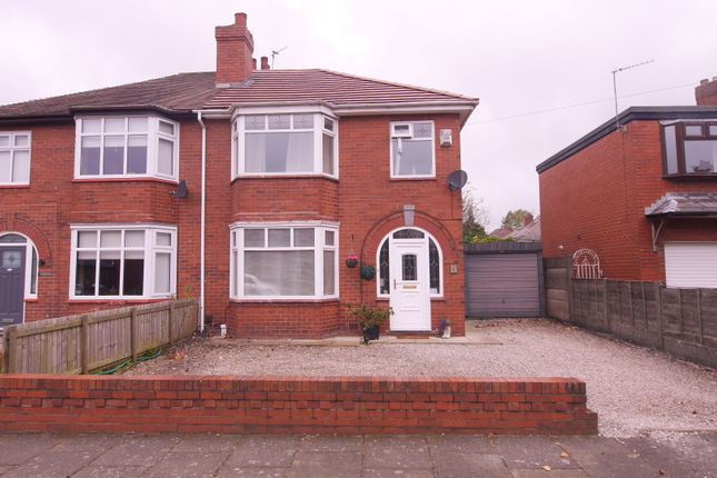Thumbnail Semi-detached house to rent in Masefield Avenue, Orrell, Wigan