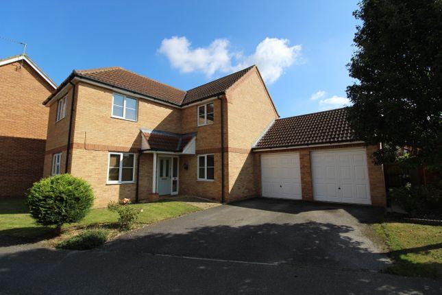 Thumbnail Detached house for sale in Nursery Vale, Morton, Gainsborough