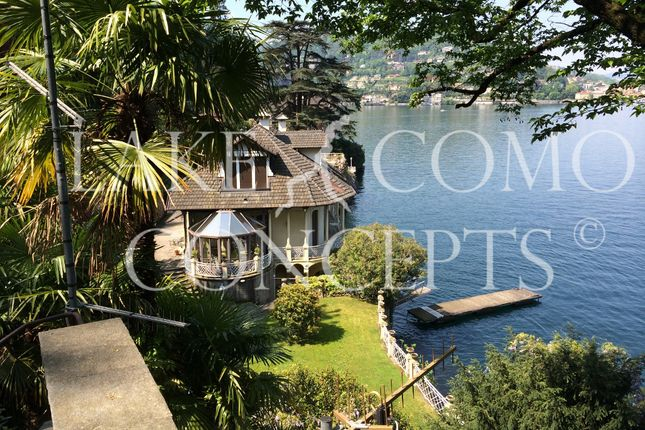 Thumbnail Detached house for sale in Lakefront Villa, Como (Town), Como, Lombardy, Italy