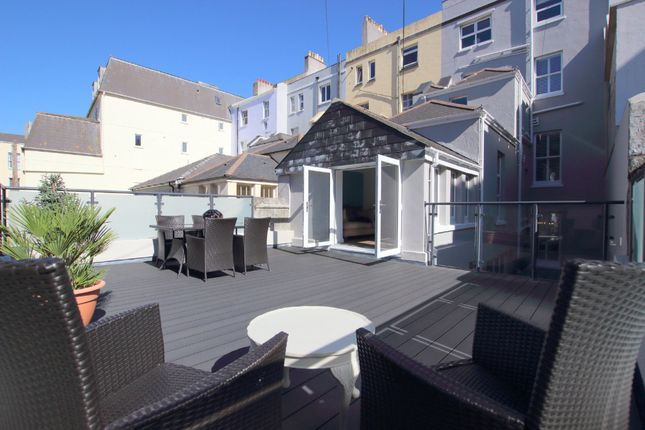 Thumbnail Terraced house for sale in Elliot Street, The Hoe, Plymouth, Devon