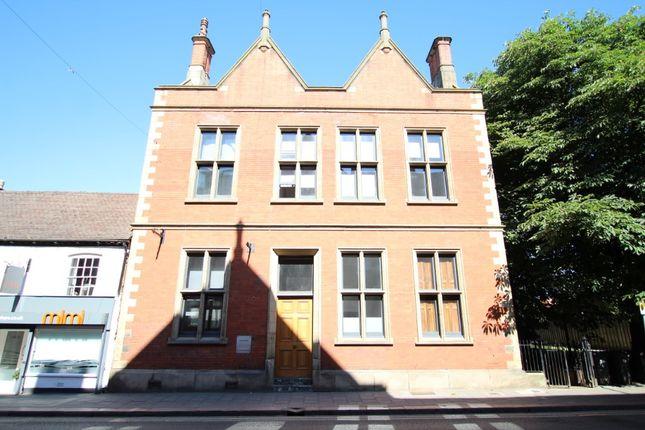 1 bed flat to rent in High Street, Burton-On-Trent DE14