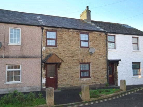 Thumbnail Terraced house for sale in Chapel Street, Callington, Cornwall