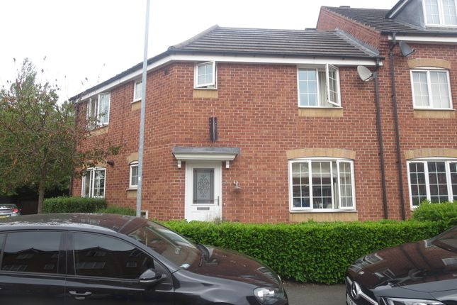 Thumbnail Semi-detached house for sale in Godwin Way, Trent Vale, Stoke-On-Trent