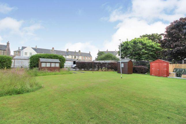 Rear Garden of Tullos Crescent, Aberdeen AB11