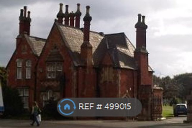 Thumbnail Detached house to rent in Smithdown Road, Liverpool