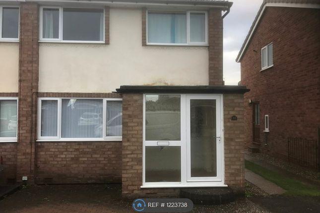 Thumbnail Semi-detached house to rent in Carol Avenue, Bromsgrove