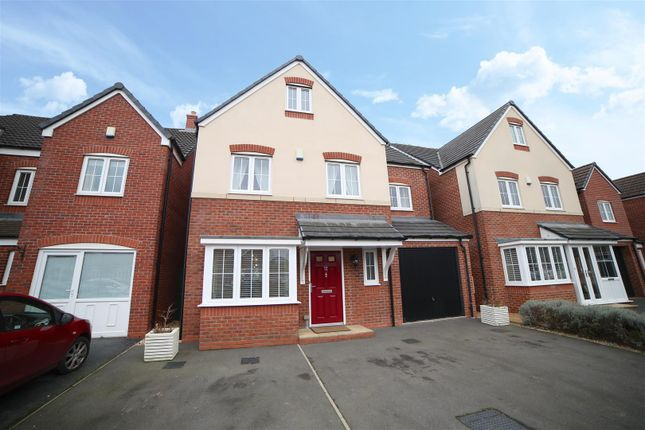 Thumbnail Property for sale in Park Court, Hadley, Telford