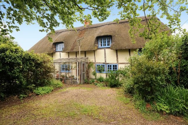 Thumbnail Detached house for sale in The Green, Grove, Wantage