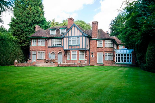 Thumbnail Detached house for sale in Temple Gardens, Moor Park, Rickmansworth