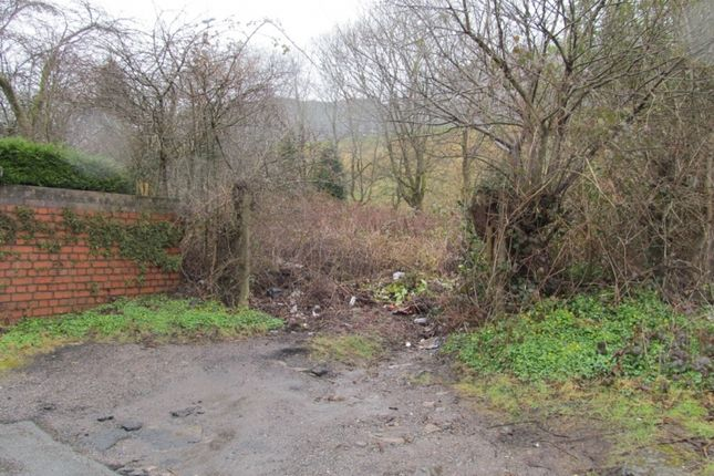 Thumbnail Land for sale in William Street, Treherbert -, Treorchy