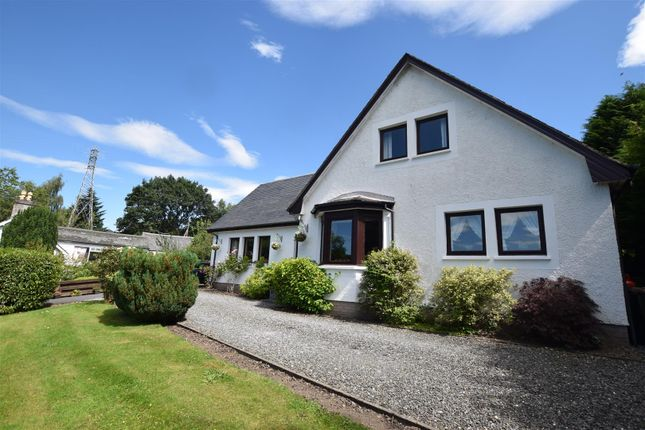 Thumbnail Detached house for sale in Tighsith, Faskally, Pitlochry
