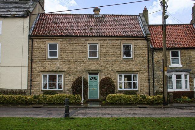 Thumbnail Terraced house for sale in South Green, Staindrop, Darlington, Durham