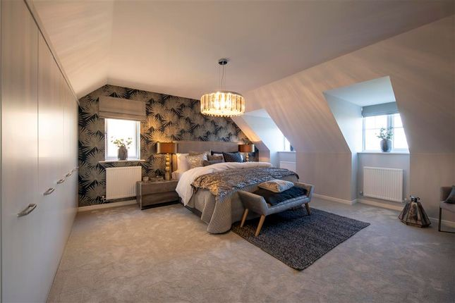"""Thumbnail Detached house for sale in """"The Sherbourne - Plot 21"""" at Roseden Way, Newcastle Upon Tyne"""