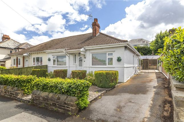 Thumbnail Bungalow for sale in Newfield Drive, Menston, Ilkley, West Yorkshire
