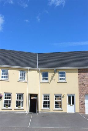 Thumbnail Terraced house for sale in Chancellors Hall, Newry