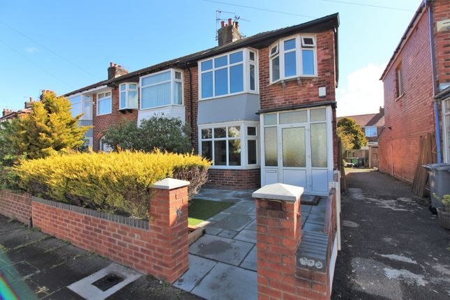 3 bed end terrace house for sale in Rosemede Avenue, Marton FY4