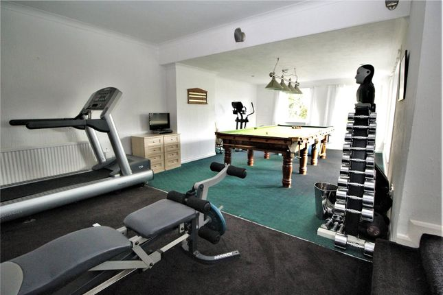 Games Room of Gorse Lane, High Salvington, Worthing, West Sussex BN13