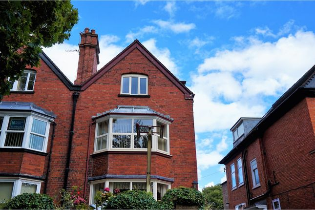 Thumbnail Semi-detached house for sale in 139 Fulford Road, York