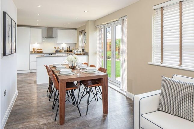 """4 bedroom detached house for sale in """"Radleigh"""" at Llantrisant Road, Capel Llanilltern, Cardiff"""