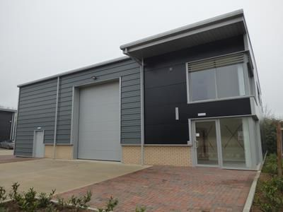 Thumbnail Light industrial to let in Units 1 & 2, Falcon Court, Falcon Road, Hinchingbrooke Business Park, Huntingdon, Cambridgeshire